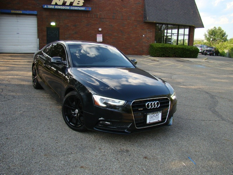 Audi A5 2013 price $14,195