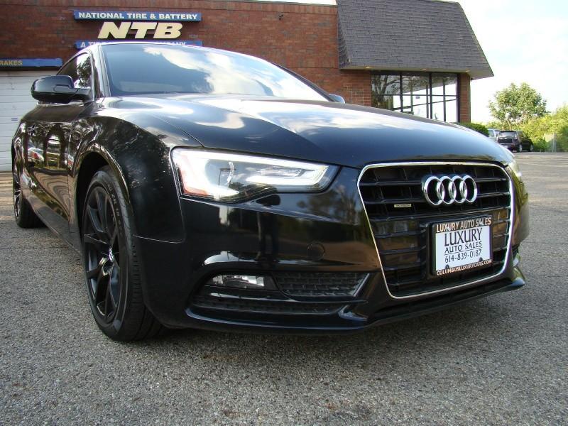 Audi A5 2013 price $12,835