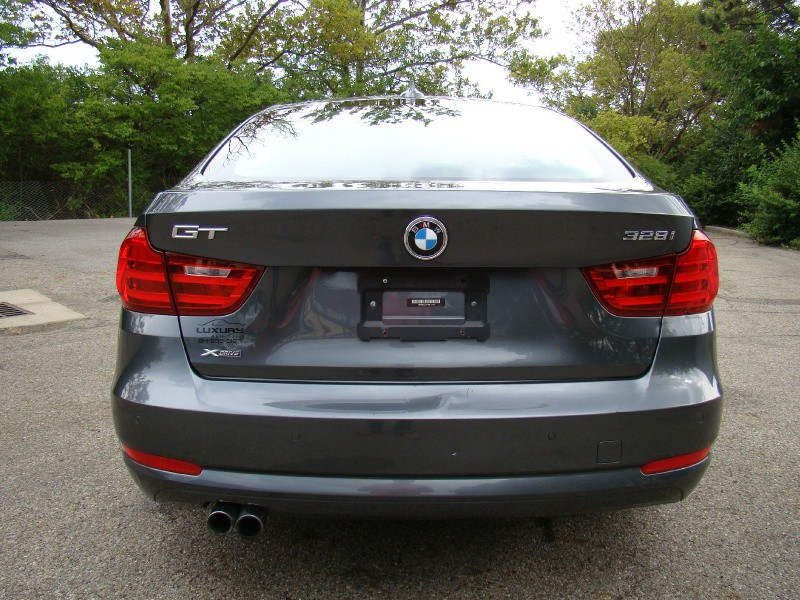BMW 3 Series Gran Turismo 2015 price $18,693