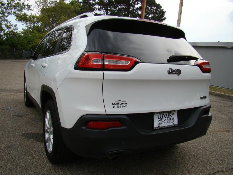 Jeep Cherokee 2014 price $8,995