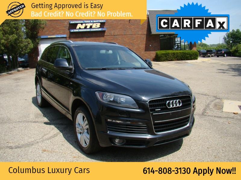 Audi Q7 2009 price $15,595