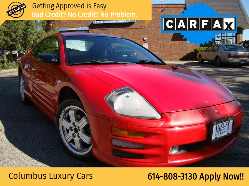 Mitsubishi Eclipse 2001 price $2,995