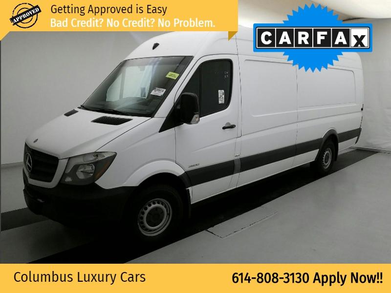 Mercedes-Benz Sprinter Cargo Vans 2015 price $14,995