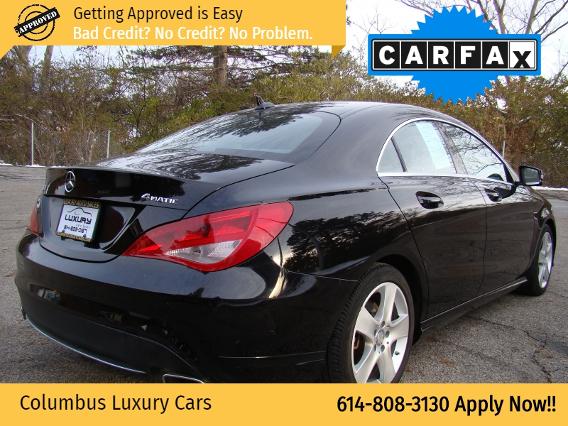 Mercedes-Benz CLA-Class 2014 price $13,495