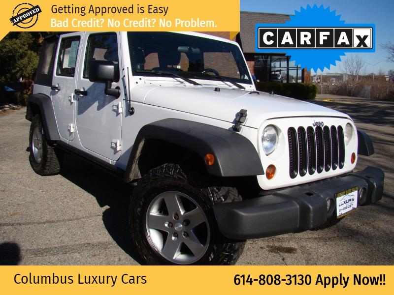 Jeep Wrangler Unlimited 2012 price $16,997