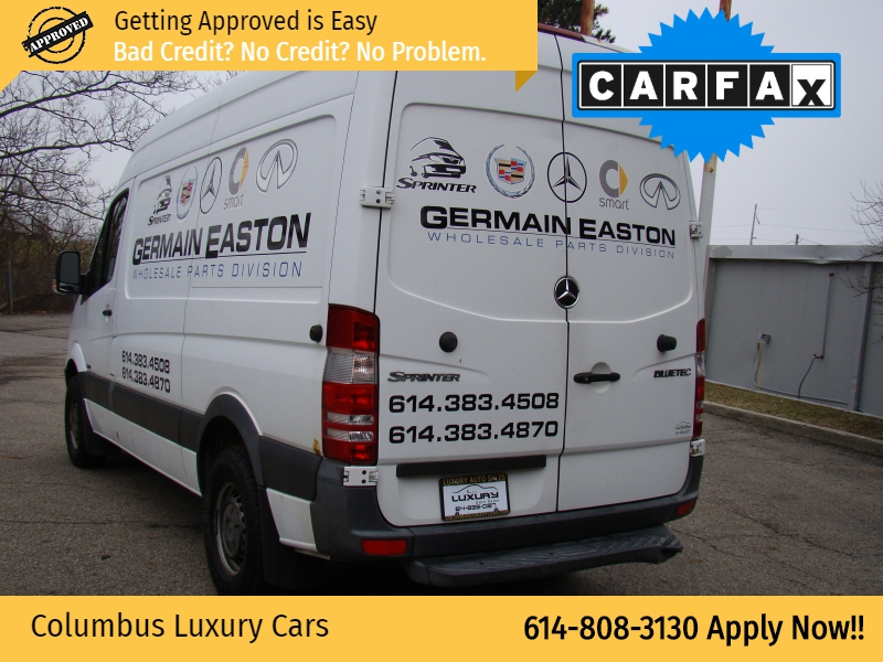 Mercedes-Benz Sprinter Cargo Vans 2013 price $11,995