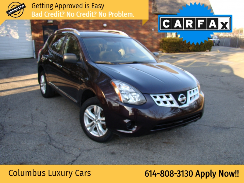 Nissan Rogue Select 2015 price $897 Down