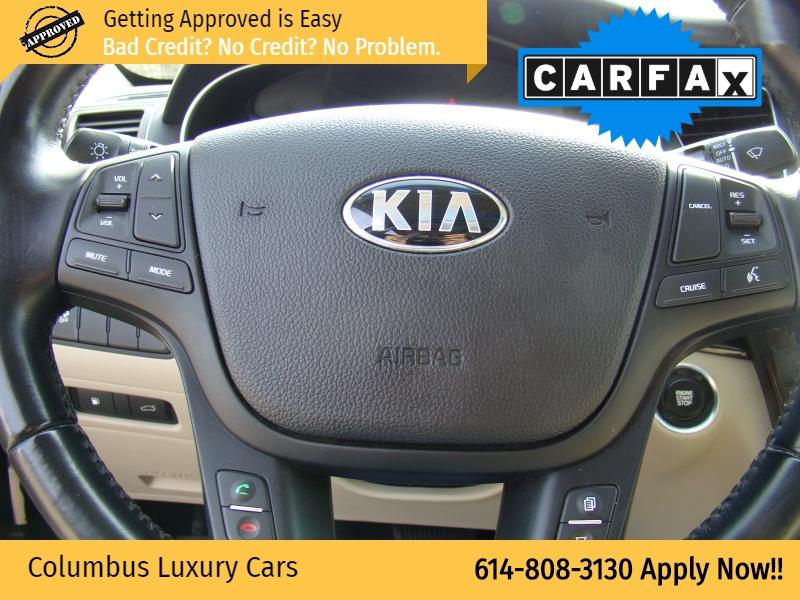 Kia Cadenza 2015 price $13,995