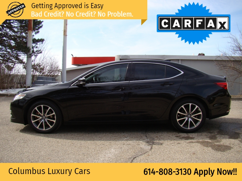 Acura TLX 2017 price $1,897 Down