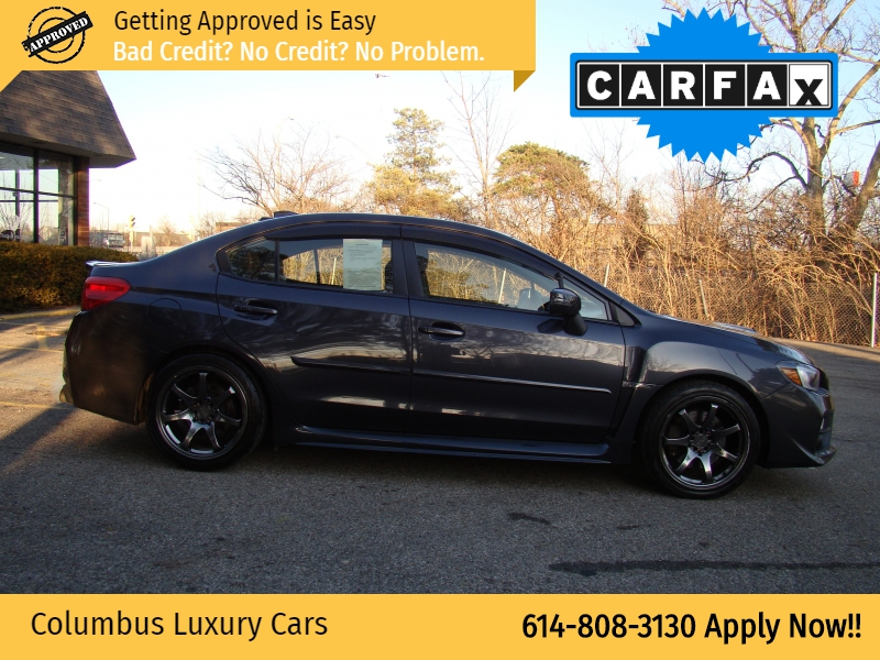 Subaru WRX 2016 price $19,995