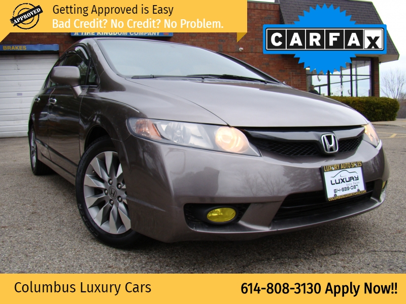 Honda Civic Sdn 2010 price $6,995