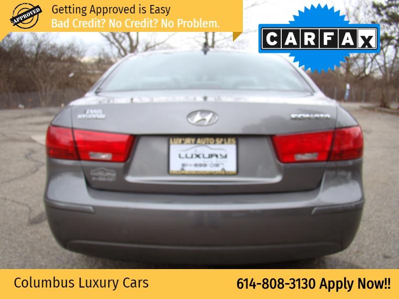 Hyundai Sonata 2009 price $3,495