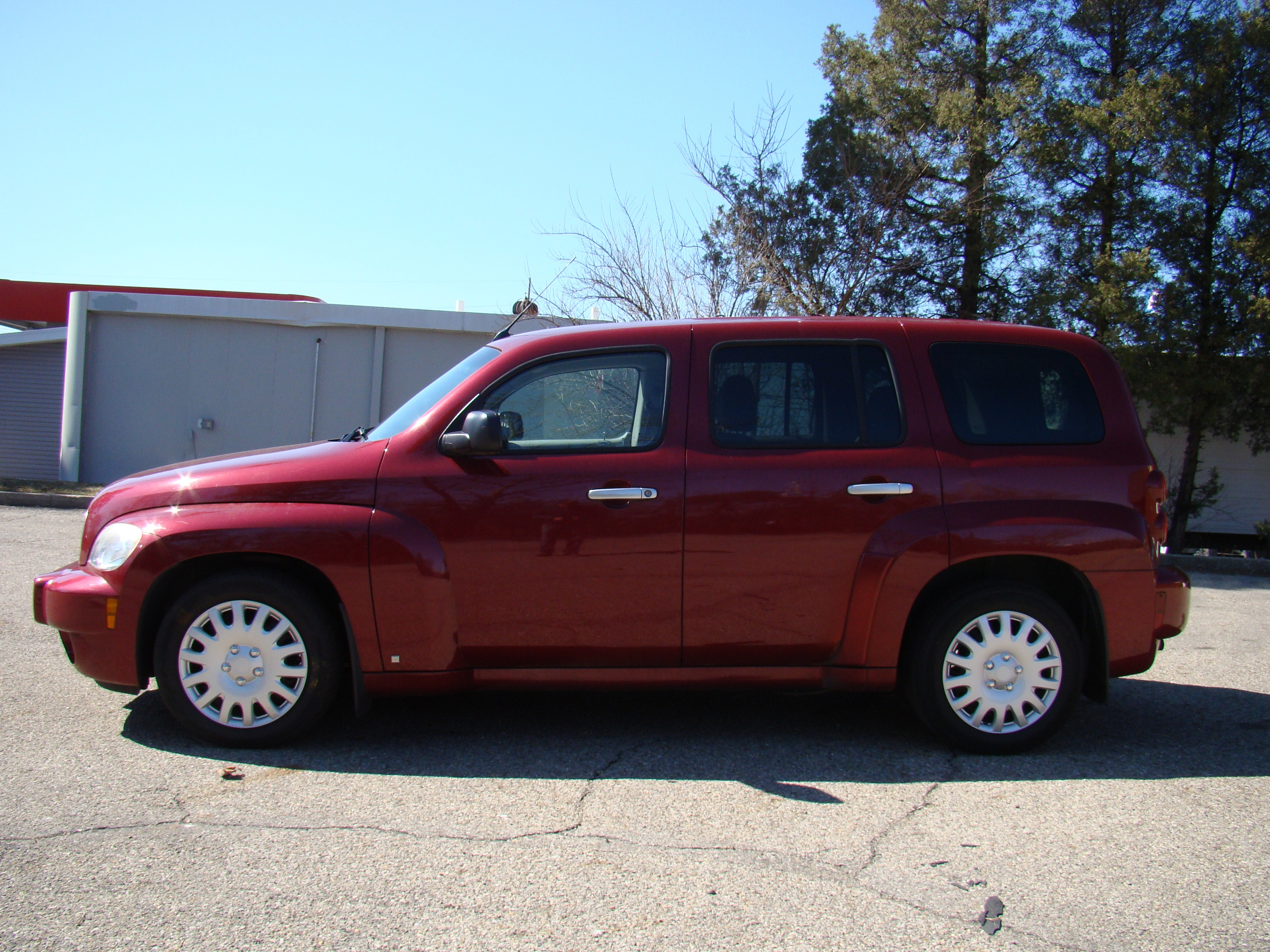 2006 Chevrolet Hhr 4dr 2wd Ls Columbus Luxury Cars Dealership In