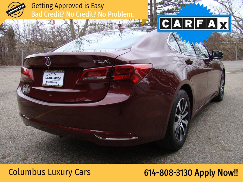 Acura TLX 2015 price $1,385 Down