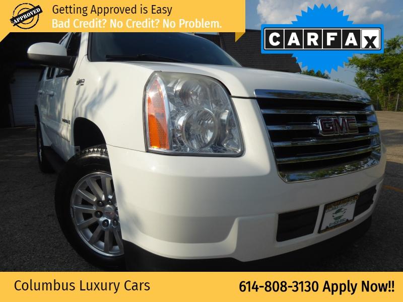 GMC Yukon Hybrid 2008 price $13,995