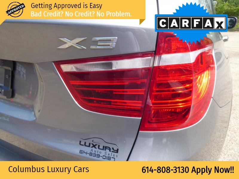 BMW X3 2013 price $10,995