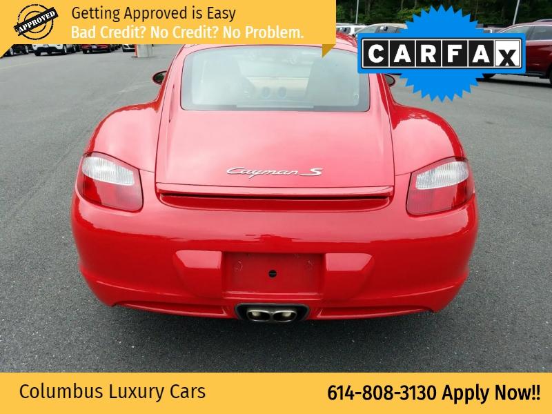 Porsche Cayman S 2006 price $34,995
