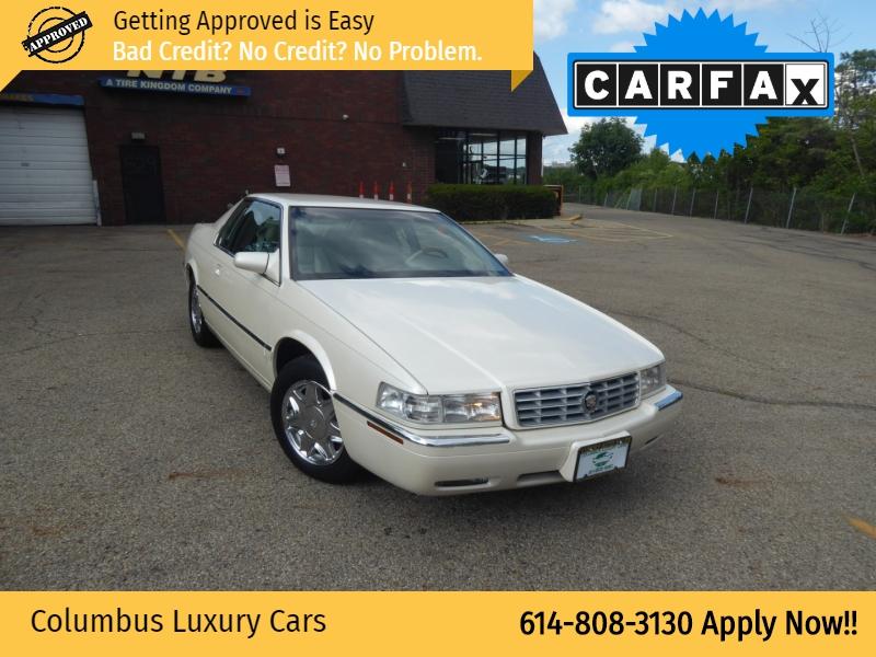 Cadillac Eldorado 2002 price $5,995