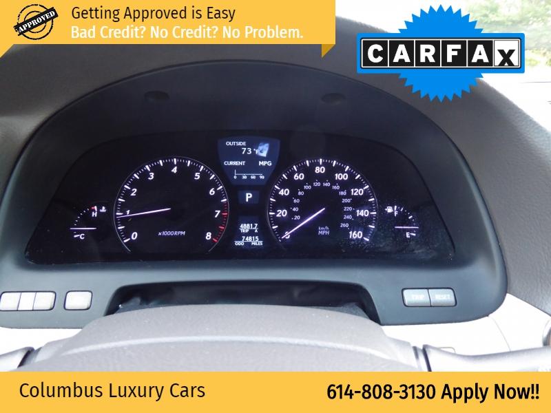 Lexus LS 460 2007 price $15,995