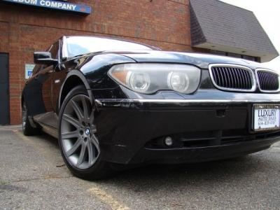 2003 BMW 7 Series 745Li 4dr Sdn