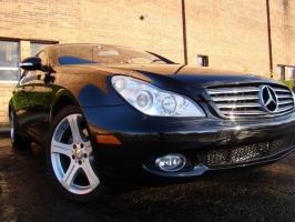 Mercedes-Benz CLS-Class 2008