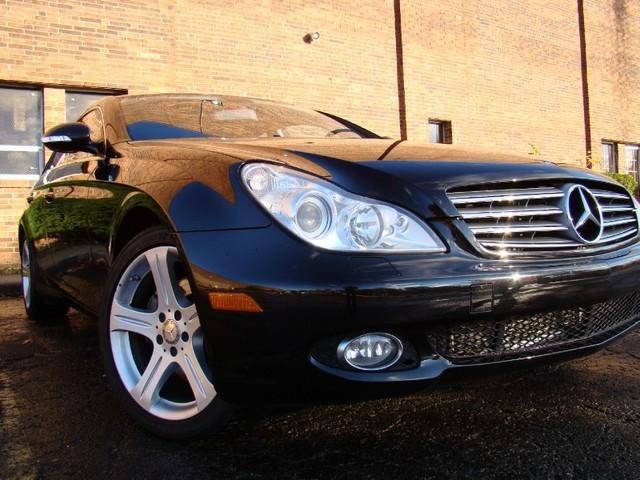 2008 Mercedes-Benz CLS-Class