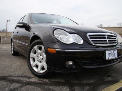 2006 Mercedes-Benz C-Class 4dr Luxury Sdn 3.0L 4MATIC