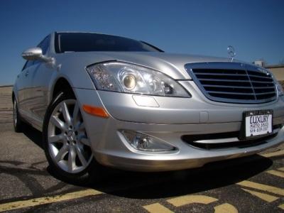 2007 Mercedes-Benz S-Class 4dr Sdn 5.5L V8 4MATIC