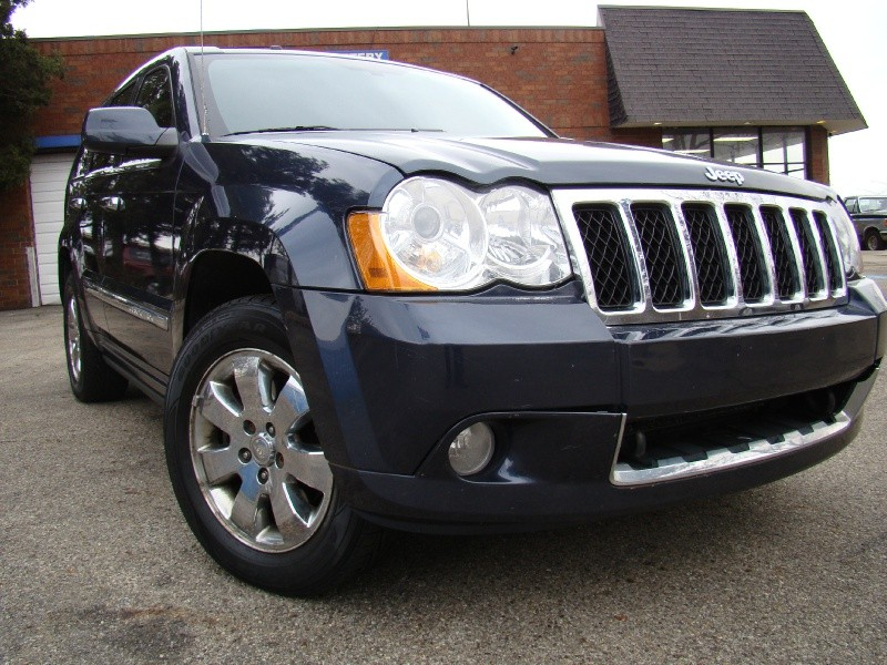 2009 jeep grand cherokee 4wd 4dr overland ltd avail inventory luxury auto sales llc auto. Black Bedroom Furniture Sets. Home Design Ideas