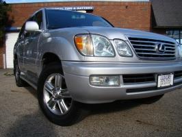 Lexus LX 470 2007