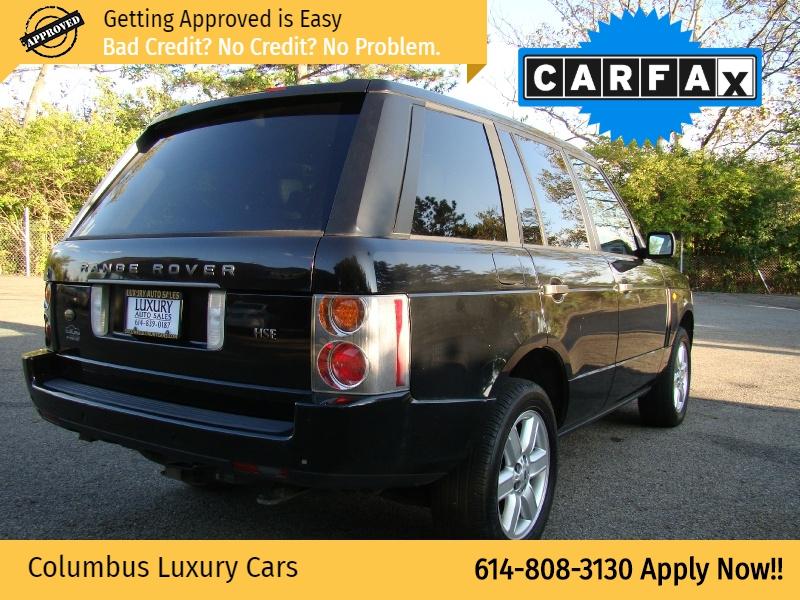 Land Rover Range Rover 2003 price $6,995
