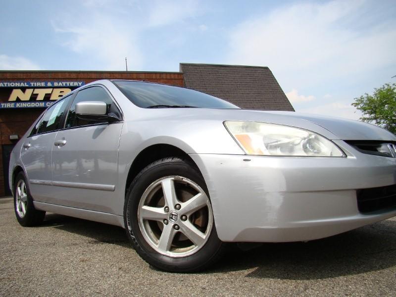 2004 Honda Accord Sdn