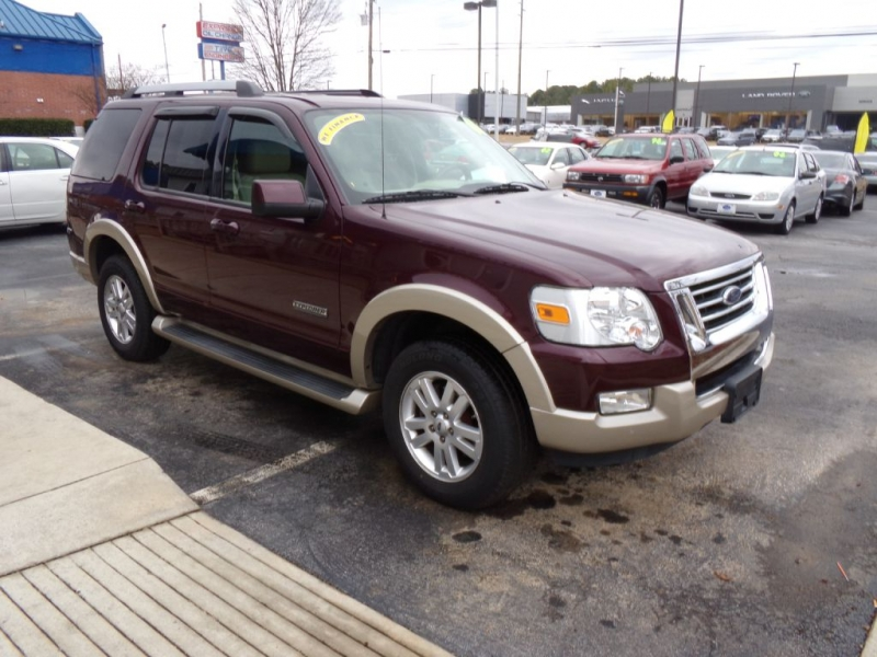 FORD EXPLORER 2006 price Call for price
