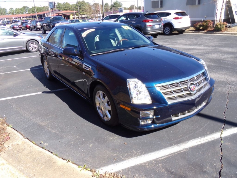 CADILLAC STS 2008 price Call for price