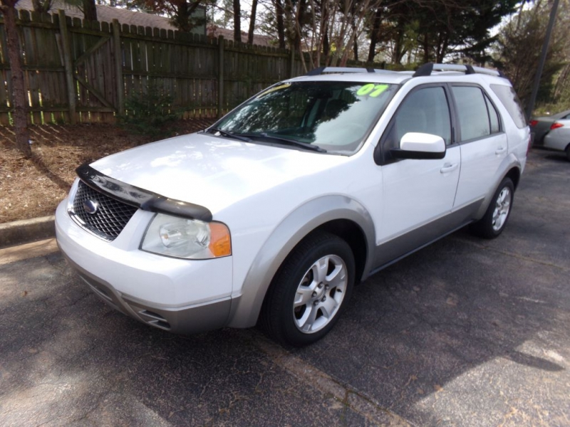 FORD FREESTYLE 2007 price Call for price