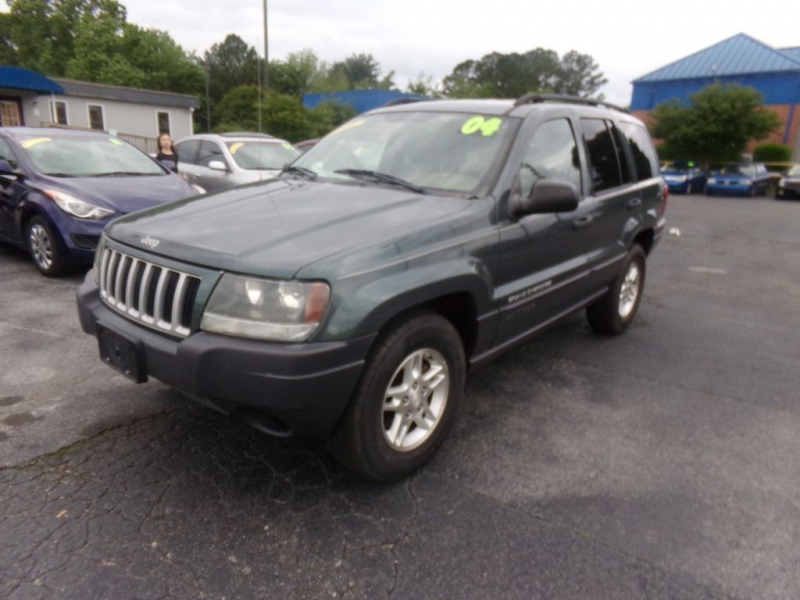 JEEP GRAND CHEROKEE 2004 price Call for price