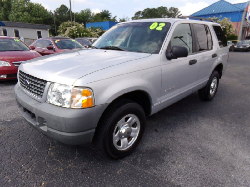 FORD EXPLORER 2002 price Call for price