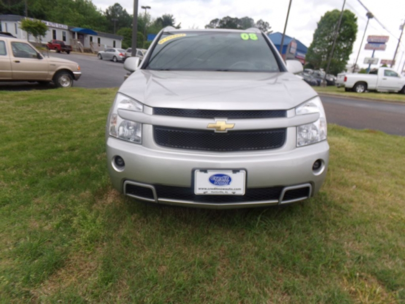 CHEVROLET EQUINOX 2008 price Call for price