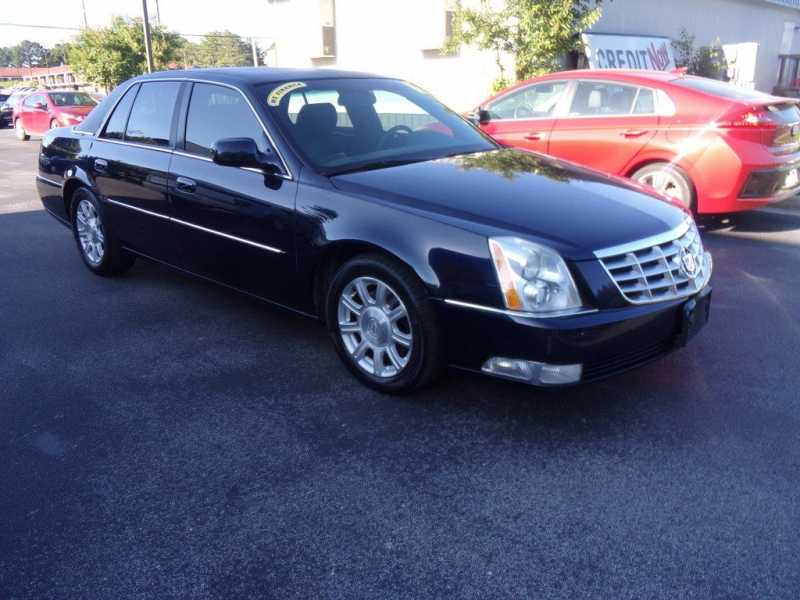 CADILLAC DTS 2011 price Call for price