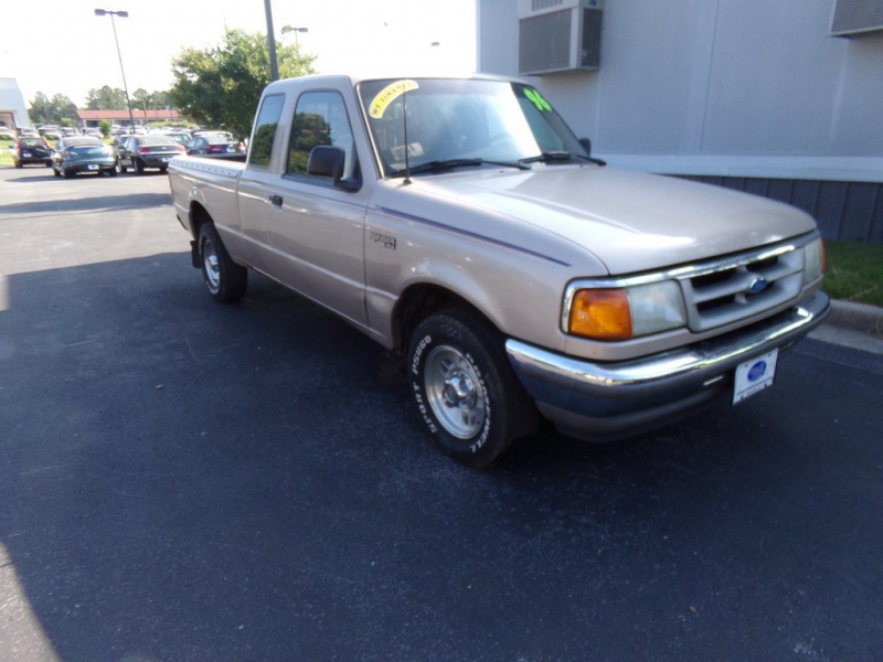 FORD RANGER 1996 price Call for price