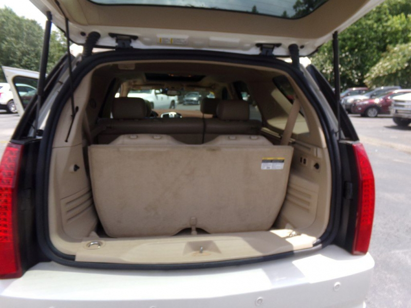 CADILLAC SRX 2009 price Call for price