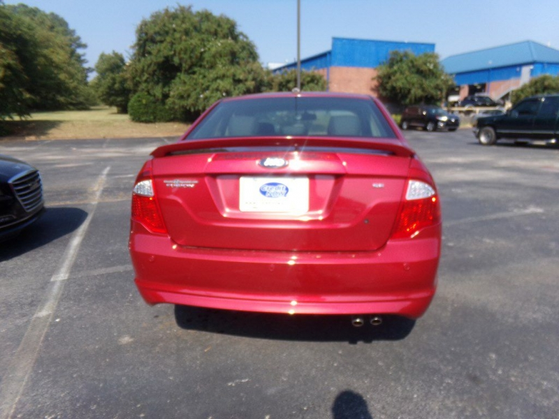 FORD FUSION 2011 price Call for price