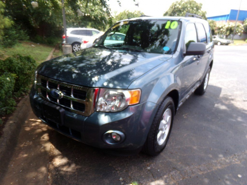 FORD ESCAPE 2010 price Call for price