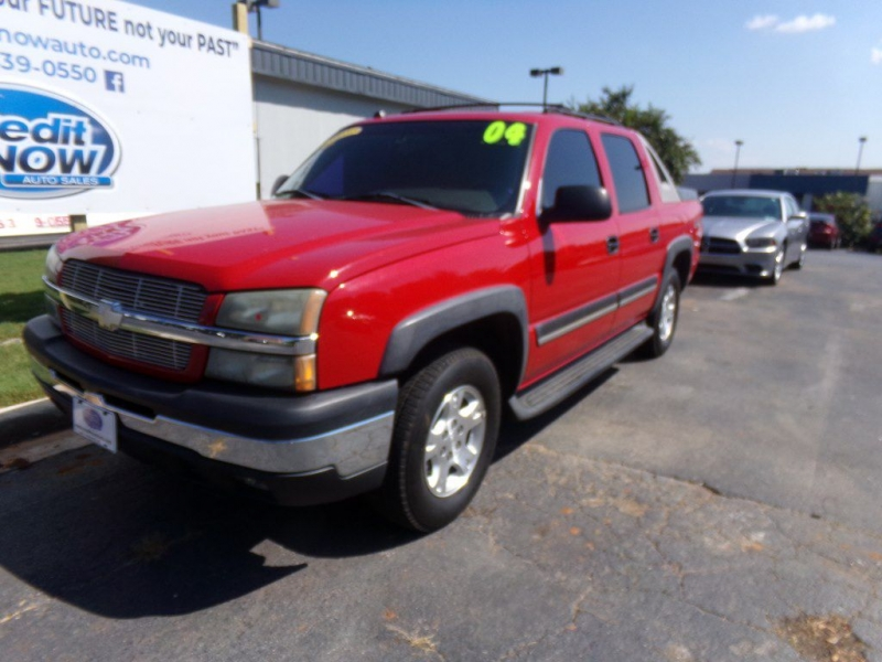 CHEVROLET AVALANCHE 2004 price Call for price