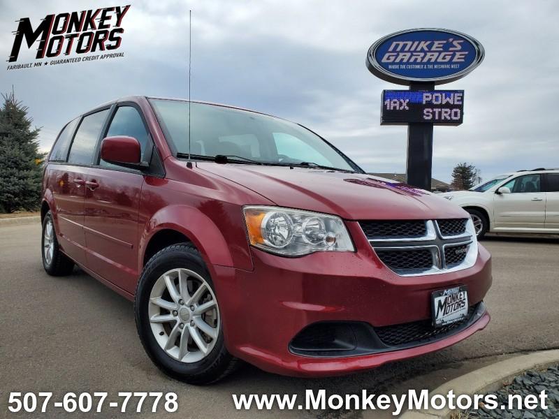 Dodge Grand Caravan 2014 price $9,495