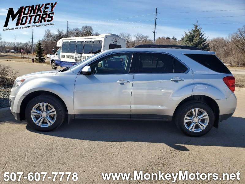 Chevrolet Equinox 2014 price $10,495