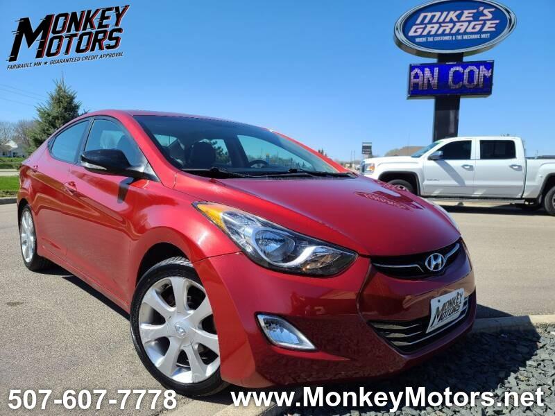 Hyundai Elantra 2011 price $6,395