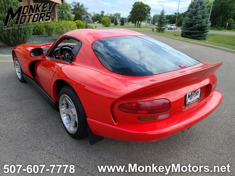 Dodge Viper 1997 price $42,995