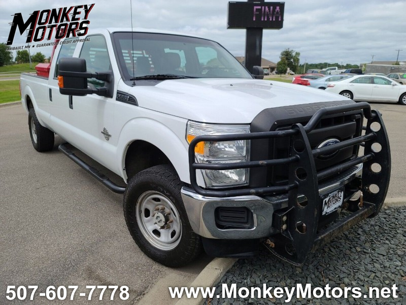 Ford F-350 Super Duty 2015 price $21,995