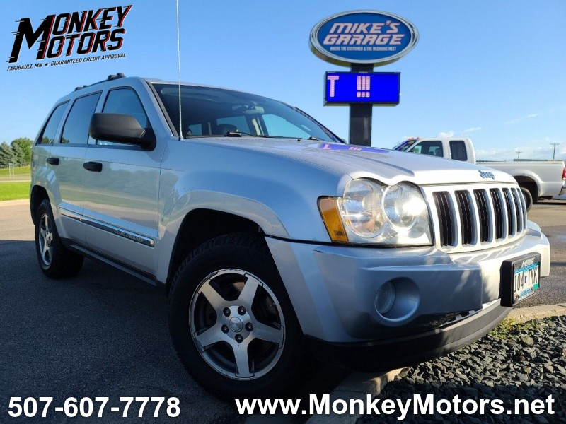 Jeep Grand Cherokee 2005 price $5,995